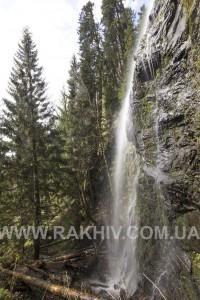 ялинський_водопад