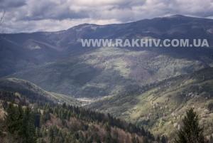 Карпаты Рахов горы